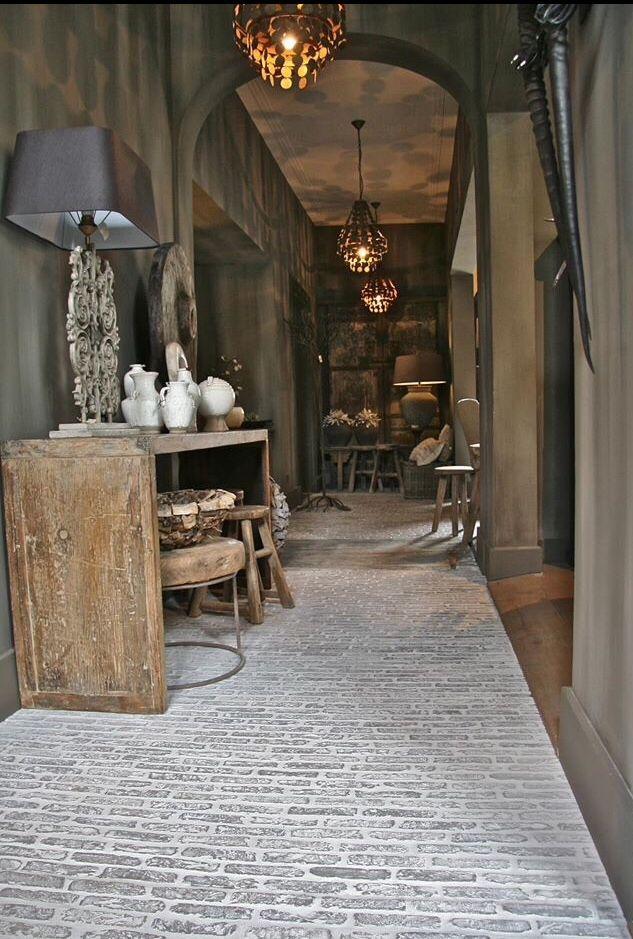 4306 beste afbeeldingen van interieurs - Deco oude keuken ...