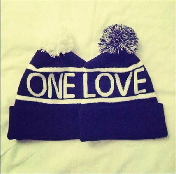 One love beanies.just both bought them also the RICH BOSS 1 fc53c593f59
