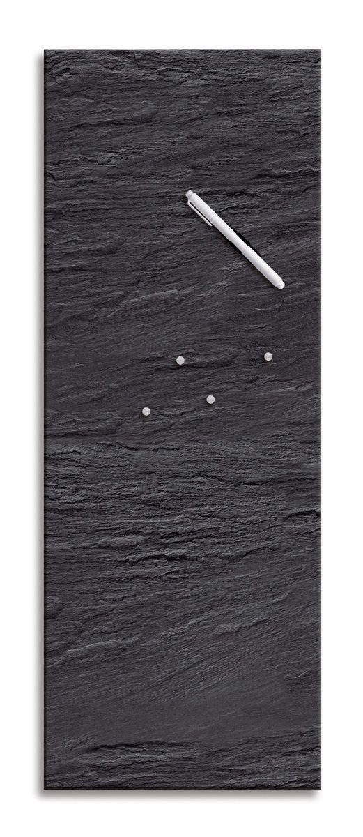 Magnettafel CEDRIC, magnetisch,schwarz