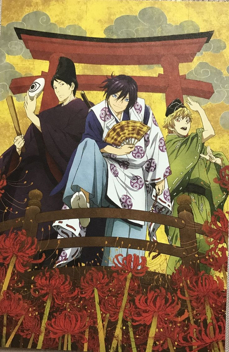 Hiyori is my Wife — slowmotionxii: Noragami Season 2 Art Cards