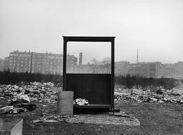 Christer Stromholm - Paris 1955