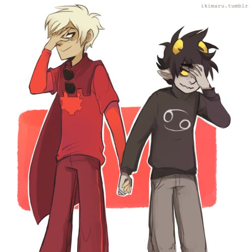 #smilesunday davekat. looK AT THE HEIGH DIFFERENCE. LOOK AT IT. /LOOK/
