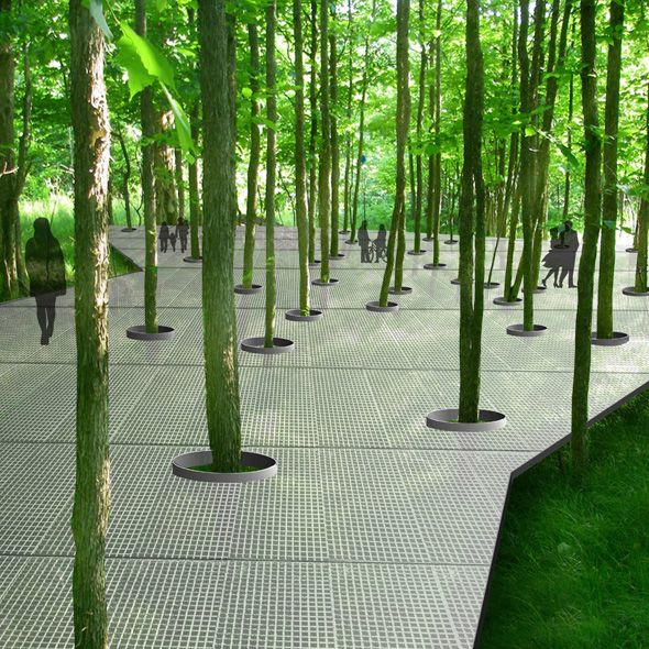 112 best landscape architecture images on pinterest for Landscape design canada