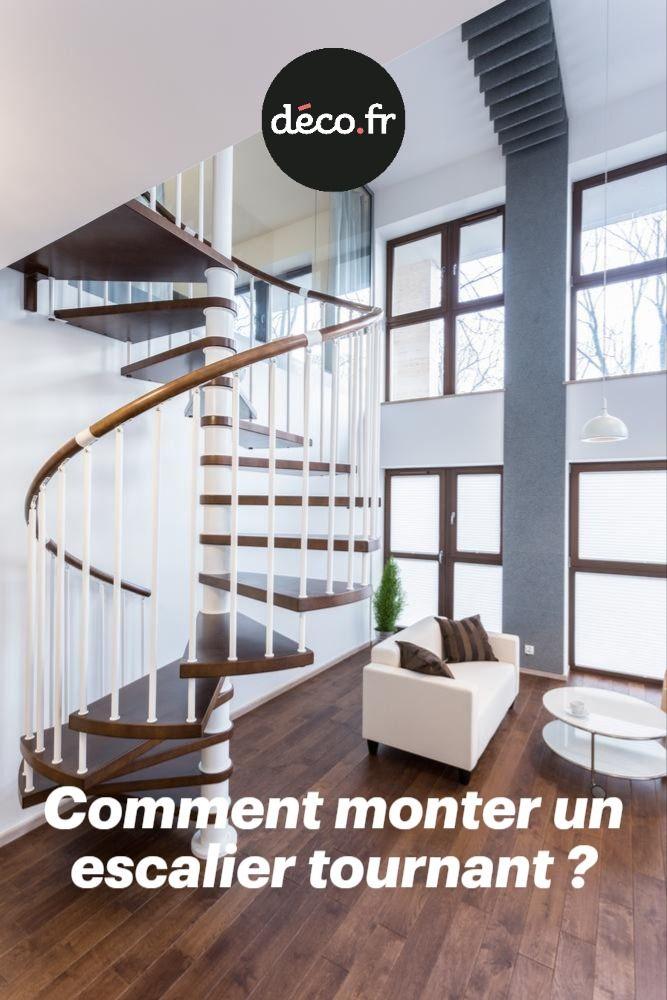 Monter Un Escalier Tournant Escalier En Kit Escalier Tournant