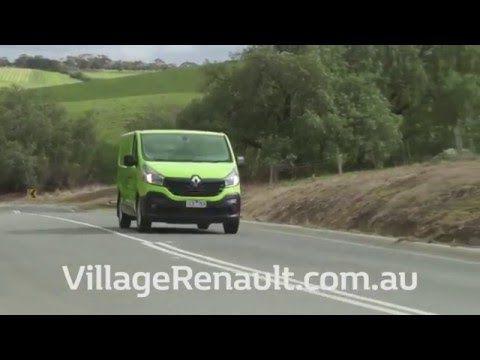 Renault Trafic Review - Renault Brisbane http://www.villagerenault.com.au