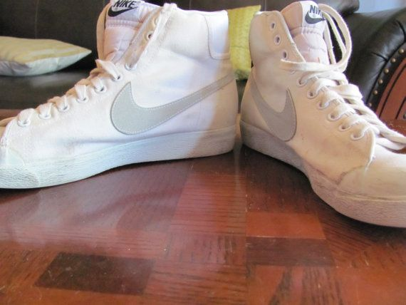 newest collection 06723 393a2 vintage 1980 nike high top