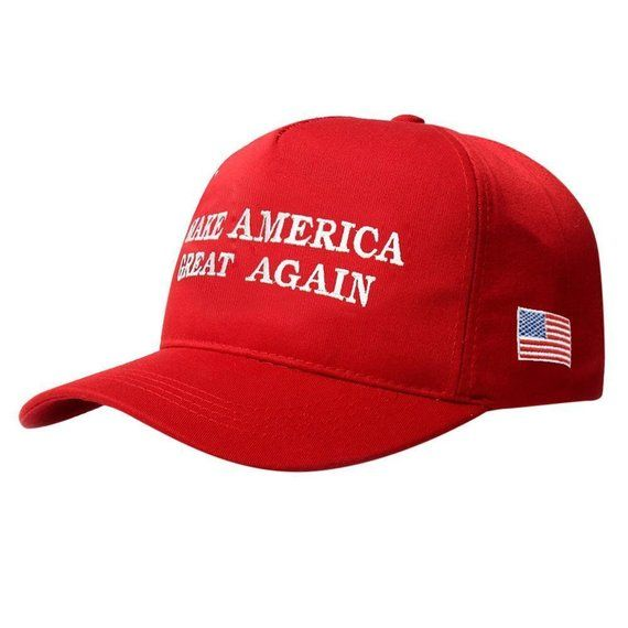 Make America Great Again Hat Trump Caps Support MAGA and Trump MAGA Cotton Cap