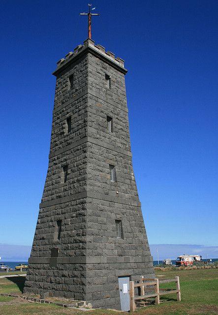 Point Gellibrand lighthouse [1849 - Williamstown, Victoria, Australia]