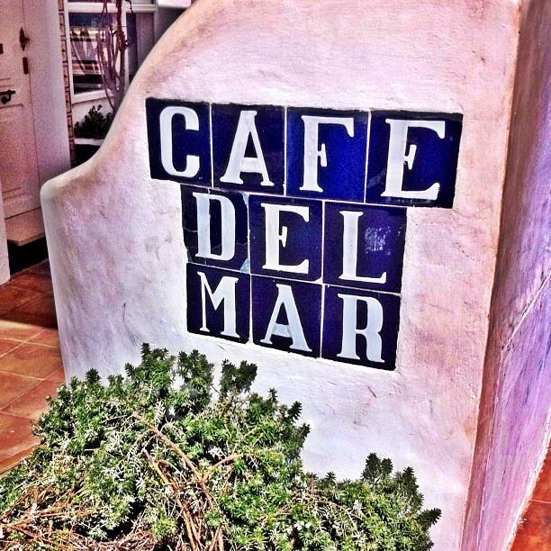 "@lost_in_summer's photo: ""#CafeDelMar #Ibiza"""