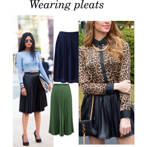 Pleats are trendier than ever. Which of these 10 looks fits your office style?
