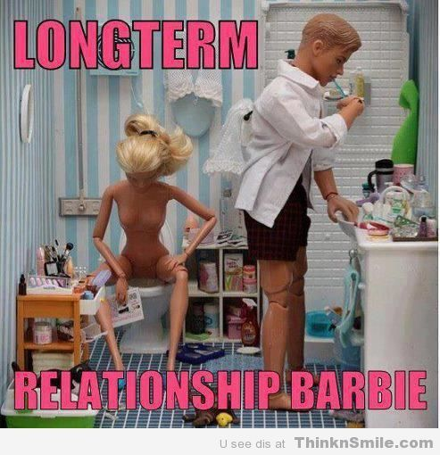 Long-term Relationship Barbie