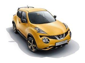 Nissan Juke makes debut in Geneva
