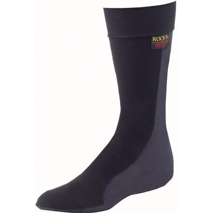 """Rocky Boots: 11"""" GORE TEX® Waterproof Socks - The outer layer on these socks is responsible for delivering abrasion resistance, which allows these socks to be long lasting. They have been lined with GORE TEX® fabric, which guarantees that you will be wearing highly breathable and waterproof socks."""