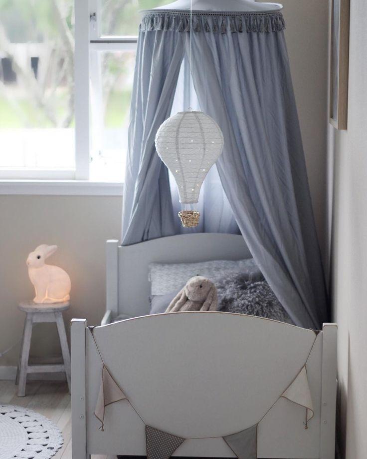 grey kids bedroom