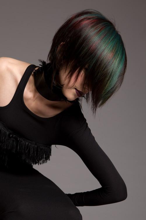 hair by Debi Alley color by Brian Redman