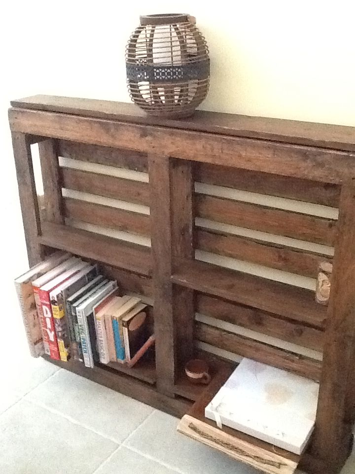 48 best images about on for Diy crafts with pallets
