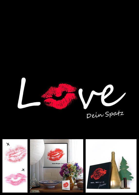 Dein Kussmund als Pop Art Kunstwerk - persönliche Geschenkidee Foto Poster Druck in Möbel & Wohnen, Dekoration, Bilder & Drucke | eBay