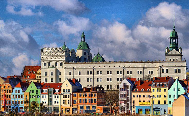Zamek Ksiazat Pomorskich  Pomeranian Dukes Castle