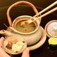 【食べ方のキホン】日本料理屋で聞いた「土瓶蒸し」の正しい食べ方