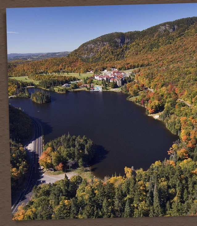 The Balsams, Dixville Notch, NH - Steve and I made this climb by the way!