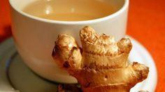 Cum se bea ceaiul cu ghimbir daca vrei sa slabesti |