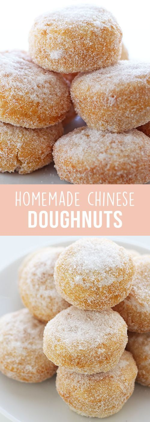 Homemade Chinese Doughnuts - Handle the Heat