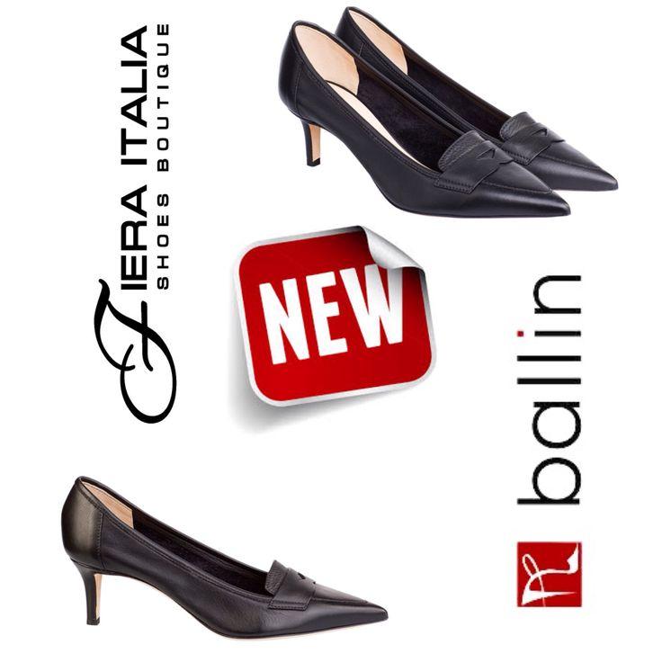 BALLIN COLLECTION FALL - WINTER 15 - 16. FIERA ITALIA.  Shoes boutique. Vaclavske namesti 28. Pasáž U STYBLU.