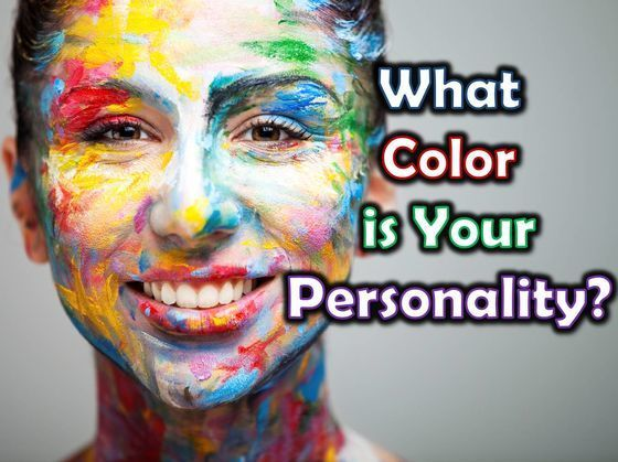 What Color is Your Personality?