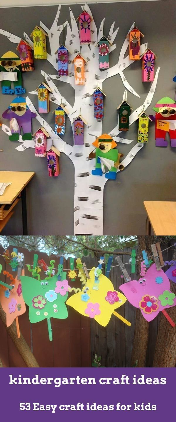 Just Click The Link To Read More About Kindergarten Craft Ideas