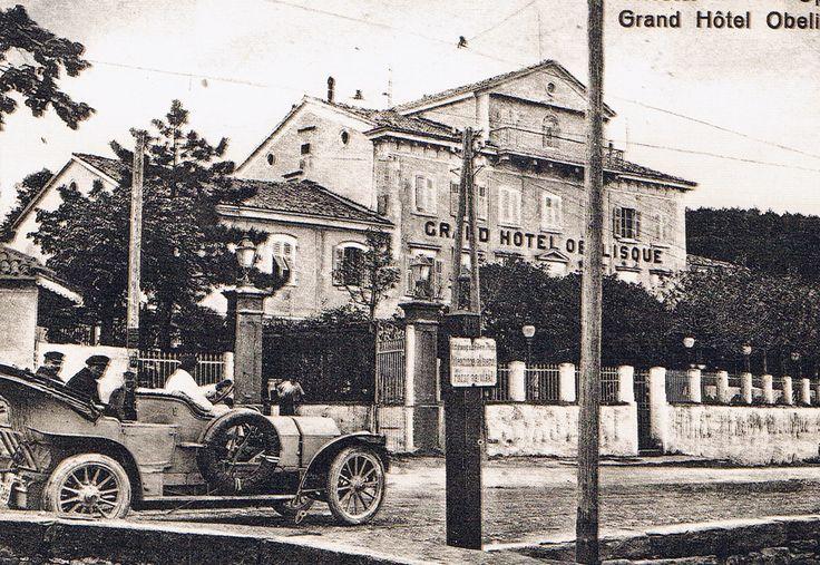 Trieste italia hotel obelisco trieste che fu pinterest - Bagno ferroviario trieste ...
