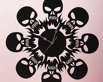 Reloj de pared de arte de moda reloj moderno de pared reloj