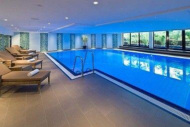 Maritim Konferenzhotel Darmstadt: Pool