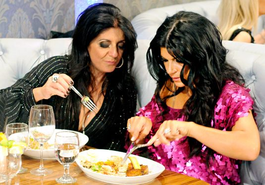 teresa giudice COOKING | ... Teresa Giudice , but when it comes to cooking, she's playing it safe