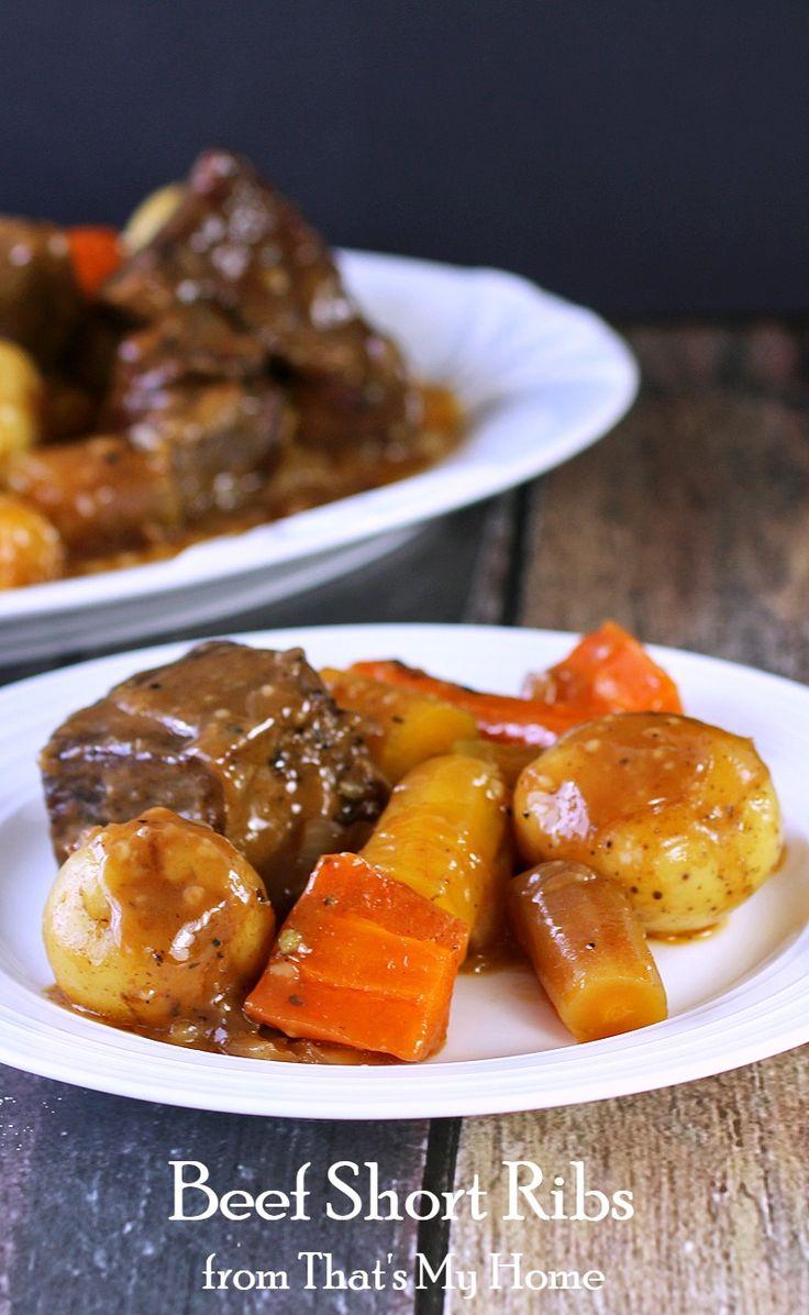 how to cook beef short ribs boneless