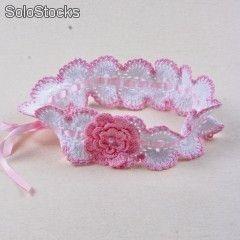 diademas tejidas en crochet   diademas accesorios flores tejidas banda bfn pic 7 hawaiidermatology ...