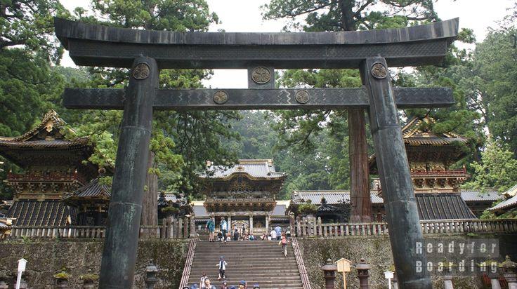 #Japonia #Nikko #Toshogu #Shrine | #podróże z #readyforboarding #japan #blogtrotters