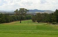 Belconnen golf course, Canberra