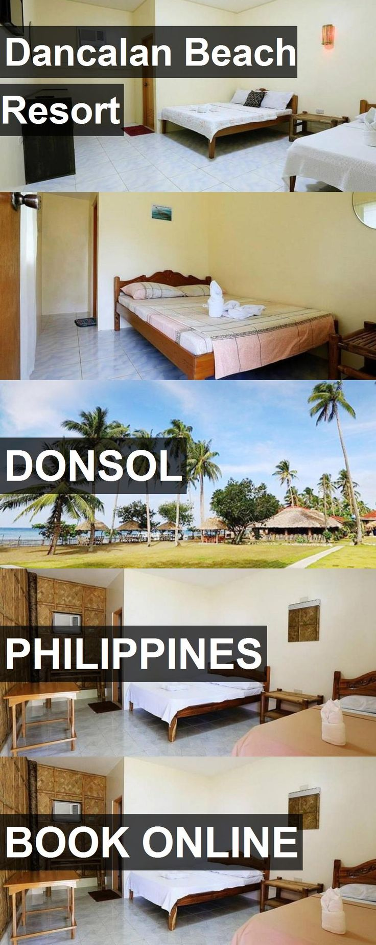 Hotel Dancalan Beach Resort in Donsol, Philippines. For more information, photos, reviews and best prices please follow the link. #Philippines #Donsol #travel #vacation #hotel