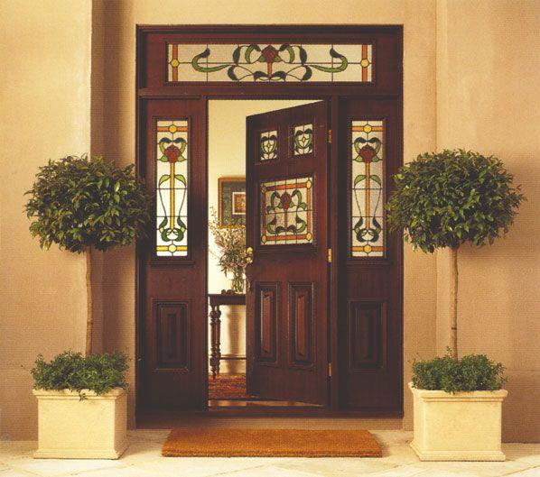 Front Door Designs Australia: 44 Best Lead Light Designs Images On Pinterest
