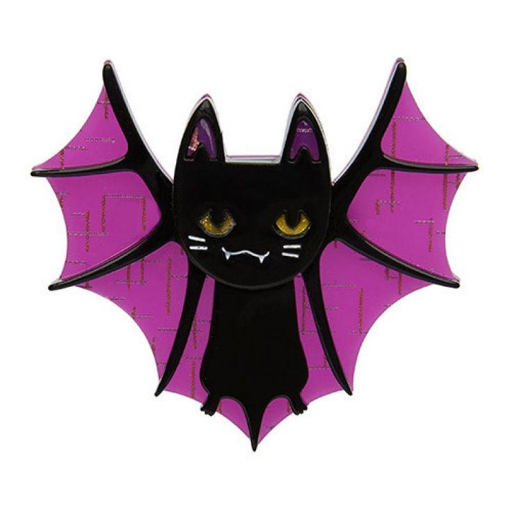 "Bat Cat ""Am I the hero that Erstwilder needs? Or the hero that Erstwilder deserves? One thing's for certain: I'm Bat Cat."""