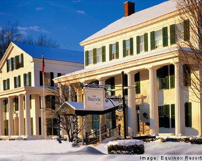 The Equinox Resort & Spa, Manchester, Vermont