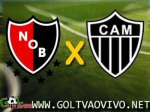 Assistir Newell's Old Boys x Atlético-MG ao vivo 21h50 Libertadores