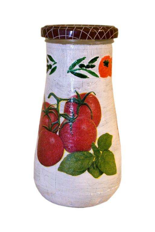 """Borcan decorativ """"tomate"""" (10 LEI la pia792001.breslo.ro)"""