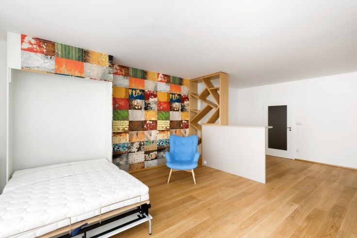 Realizace interiéru dle požadavku interiérového designera. Dodávka kuchyně značka schüller se spotřebiči BOSCH a SMEG. Realizace atypického lakovaného…