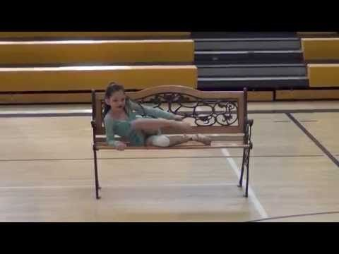 Alissa Sizemore's first competition since the accident Feb, 28 2015 - YouTube