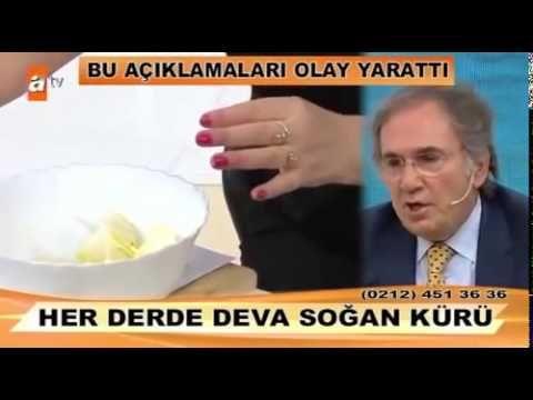 İbrahim Saraçoğlu Soğan Kürü - YouTube