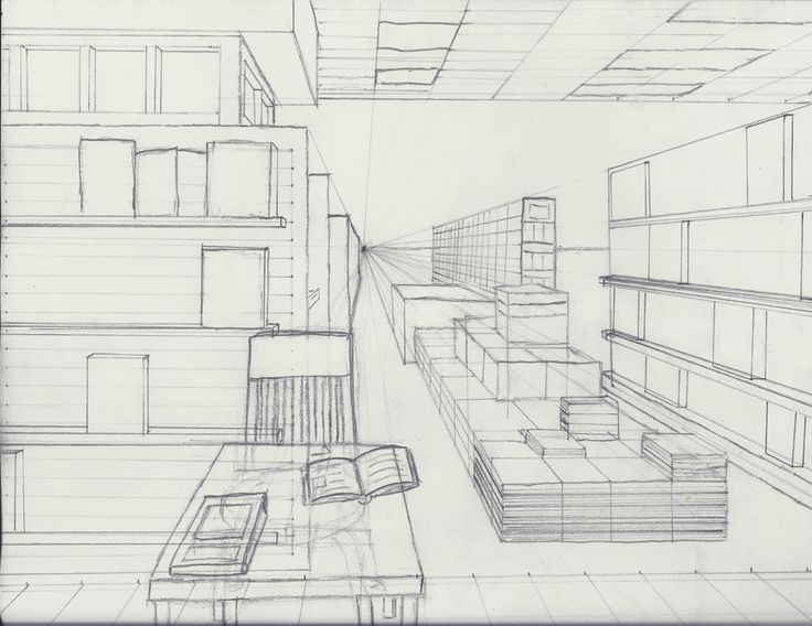 Architecture Drawing Class 115 best point perspective images on pinterest | perspective