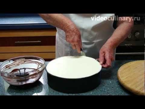 Рецепт - Торт Птичье молоко от http://videoculinary.ru