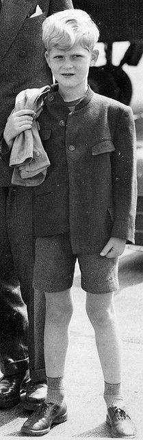 Prince Welf de Hanovre (1947-1981) fils du prince Georges William et de la princesse Sophie de Grèce