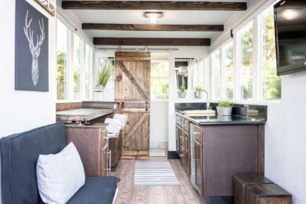 20ft Luxury Shipping Container Tiny House